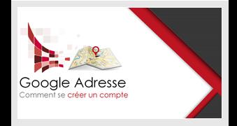 Manuel de configuration Google Adresse