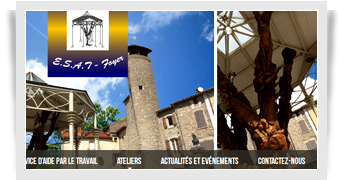 Site Internet Le Roc Castel